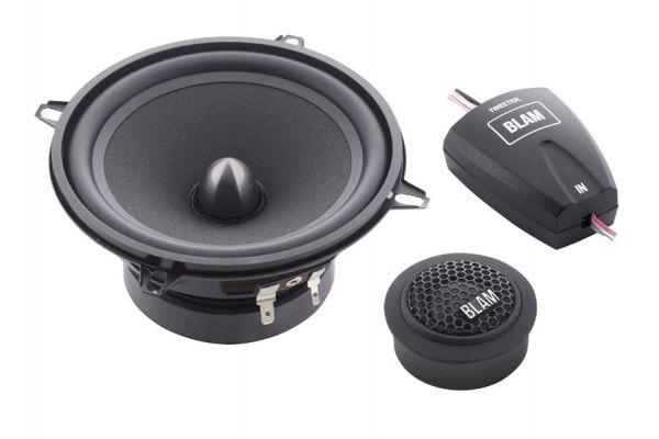 """Large image of BLAM Hi-Efficiency 5.25"""" Car Speaker System (Pair) - 130 RS"""