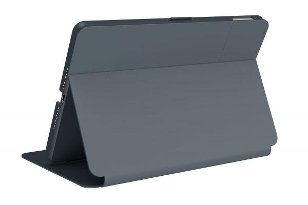 Large image of Speck Balance Folio Charcoal Gray 10.2-inch iPad Case (2019) - 1335355999