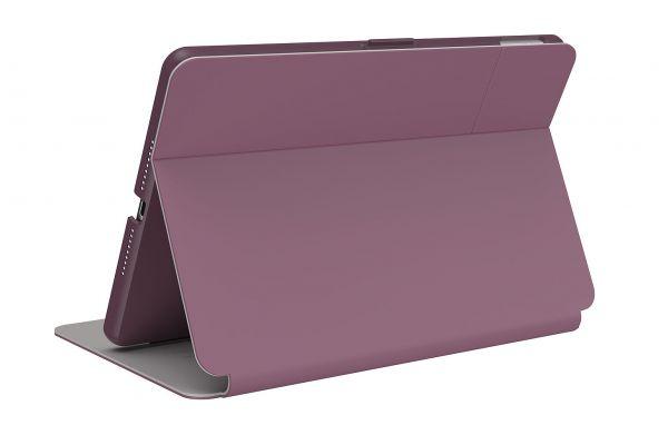 Large image of Speck Balance Folio Plumberry Purple 10.2-inch iPad Case (2019) - 1335357265