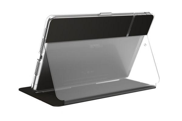 Large image of Speck Balance Folio Black/Clear 10.2-inch iPad Case (2019) - 1335377578
