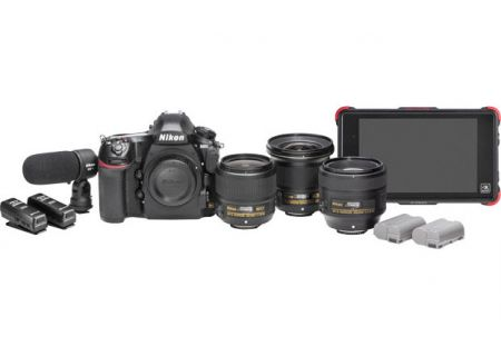 Nikon D850 Filmmakers Kit - 13538