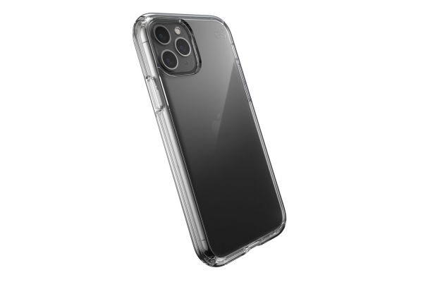 Large image of Speck Presidio Perfect-Clear Apple iPhone 11 Pro Case - 136437-5085