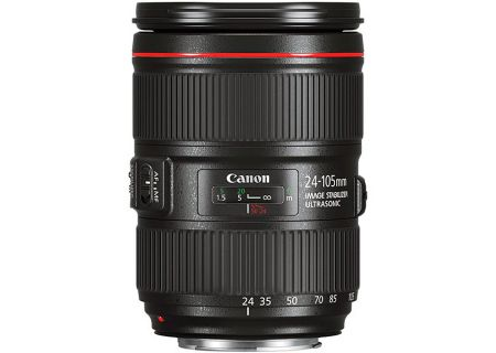 Canon EF 24-105mm f/4L IS II USM Lens - 1380C002