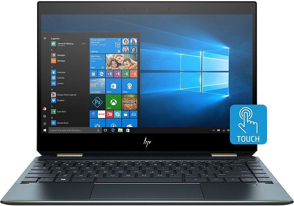 HP Spectre x360 Blue 13 3