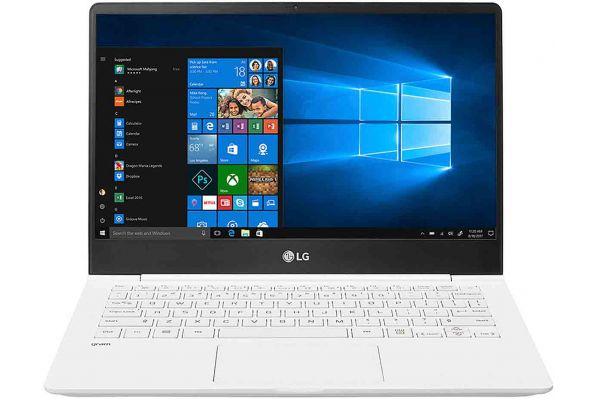 LG Gram Z990 White Laptop Computer - 13Z990-U.AAW5U1