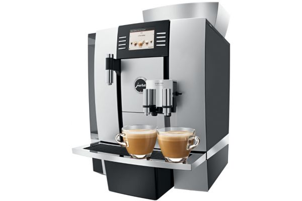 Large image of Jura GIGA W3 Professional Stainless Steel Automatic Coffee Center - 15089