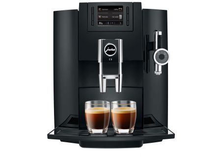 Jura Piano Black E8 Coffee System - 15109