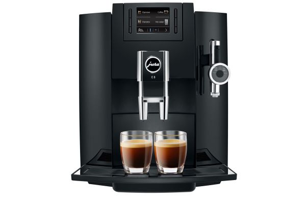 Jura Piano Black E8 Coffee System - 15109