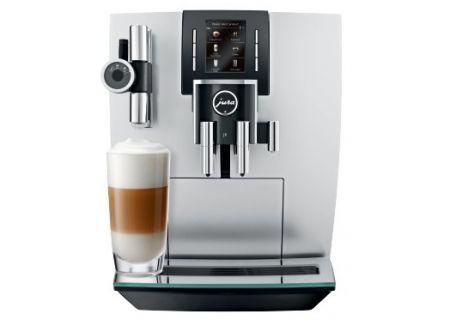 Jura Brilliantsilver J6 Coffee Center - 15150