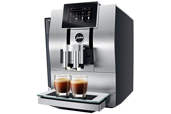 Jura Z8 Aluminum Automatic Coffee Machine - 15192