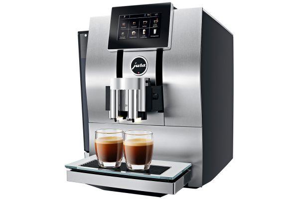 Large image of Jura Z8 Aluminum Automatic Coffee Machine - 15192