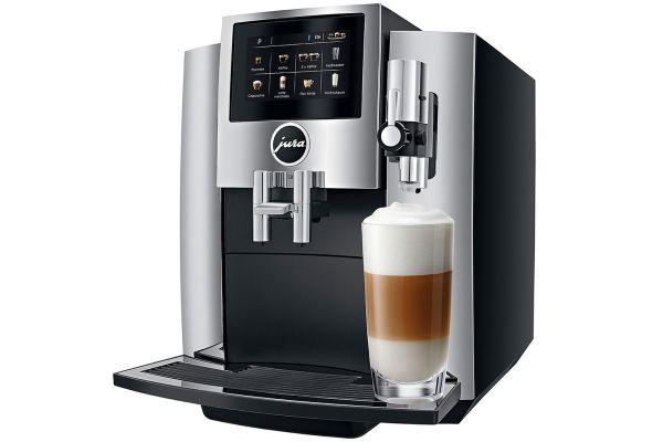 Jura S8 Chrome Automatic Coffee Machine - 15212