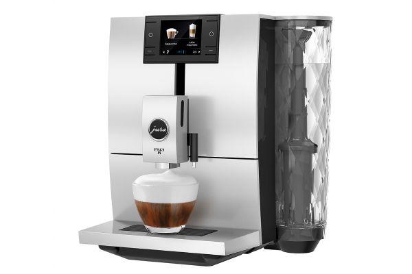 Large image of Jura ENA 8 Metropolitan Black Automatic Coffee Machine - 15281