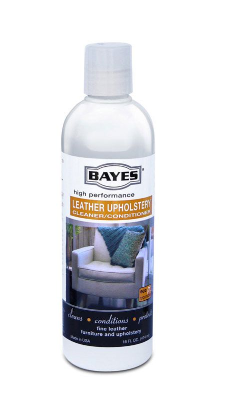 Bayes Leather Upholstery Cleaner And Conditioner