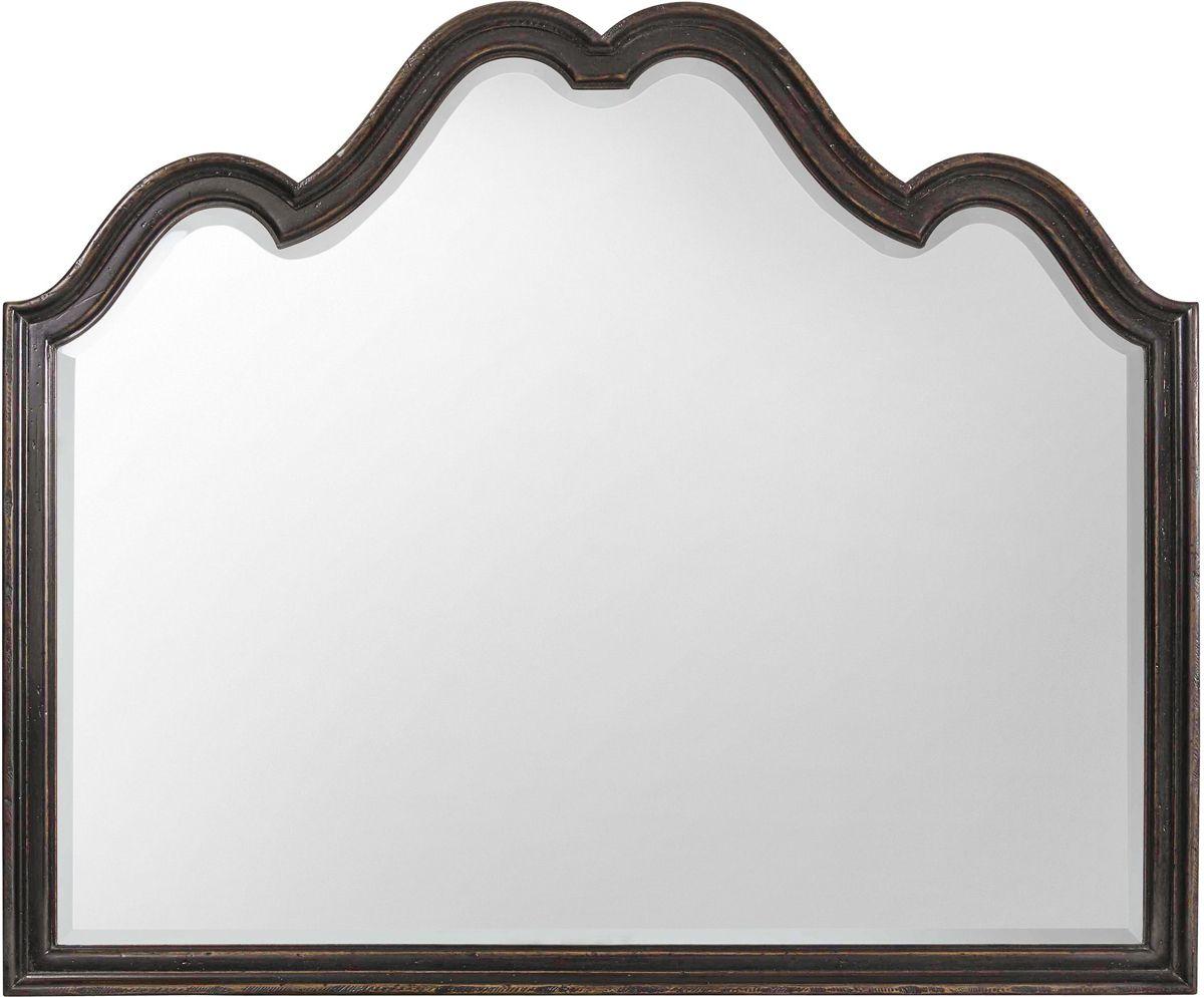 Hooker furniture auberose charcoal dresser mirror 1595 90006a ltbk