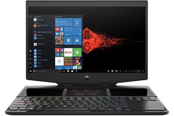 "HP OMEN X 15 Shadow Black 15.6"" Gaming Notebook Intel i7-9750H 16GB RAM 512GB SSD, NVIDIA GeForce RTX 2070 - 6UA82UA#ABA"