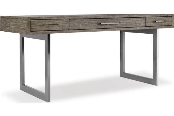 Large image of Hooker Furniture Home Office Curata Leg Desk - 1600-10459-MWD