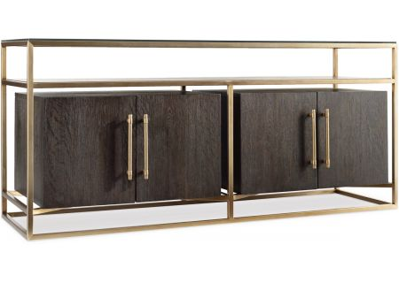 Hooker - 1600-55466-DKW - TV Stands & Entertainment Centers