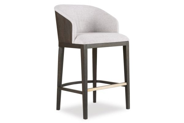 Hooker Furniture Curata Upholstered Bar Stool - 1600-20860-DKW