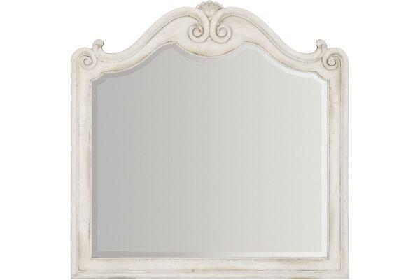 Large image of Hooker Furniture Arabella Floor Mirror - 1610-90004-WH
