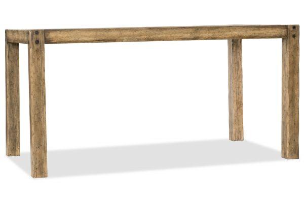 Hooker Furniture Roslyn County Medium Pecan Kitchen Island - 1618-75009-MWD