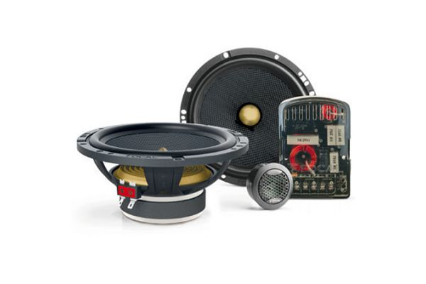 """Large image of Focal Access 165 YE 6.5"""" 2-Way Component Kit (Pair) - 165-YE"""