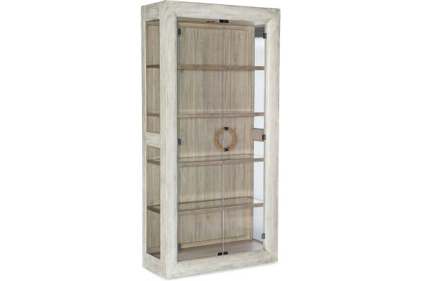 Large image of Hooker Furniture Amani Display Cabinet - 1672-75906-02
