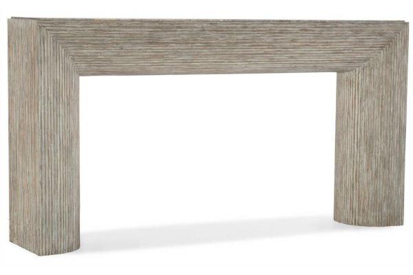Large image of Hooker Furniture American Life Amani Sofa Table - 1672-80161-00