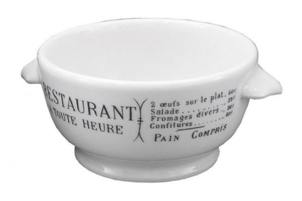 Large image of Pillivuyt Brasserie Onion Soup Bowl - 170145BR