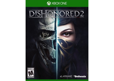 Microsoft Xbox One Dishonored 2 Video Game - 17132