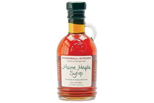 Large image of Stonewall Kitchen Maine Maple Syrup - 1708011090