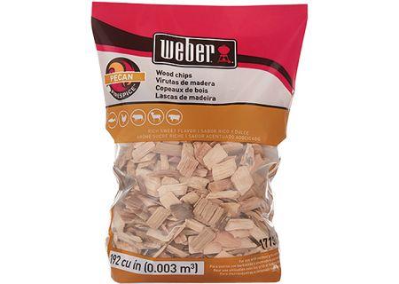 Weber Firespice Pecan Wood Chips - 17136