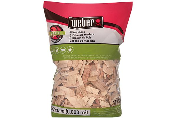 Weber Firespice Apple Wood Chips - 17138