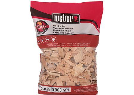 Weber Firespice Cherry Wood Chips - 17140