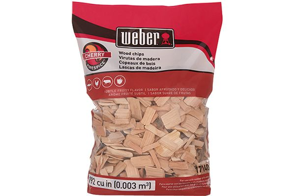 Weber Firespice Cherry Wood Chips - 17140