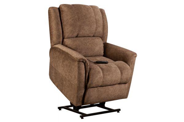 Large image of HomeStretch Stonebrook Mushroom Lift Chair - 172-55-17