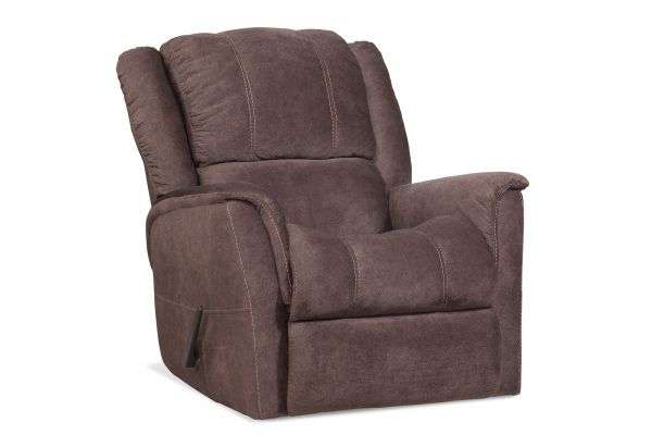 HomeStretch Brown Rocker Recliner - 172-91-21