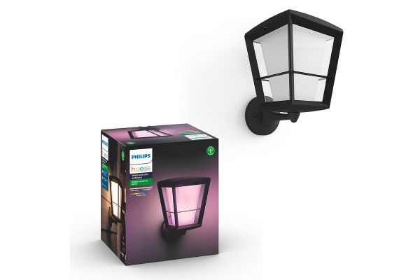 Philips Hue White And Color Ambiance Econic Outdoor Wall Light - 1743930V7