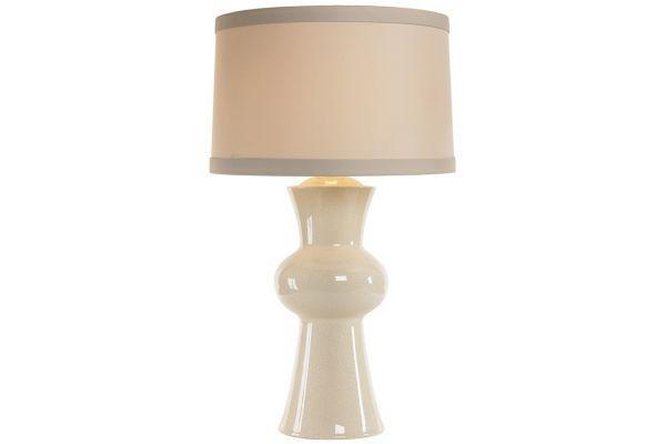 Arteriors Gordon Ivory Crackle Table Lamp - 17932-794