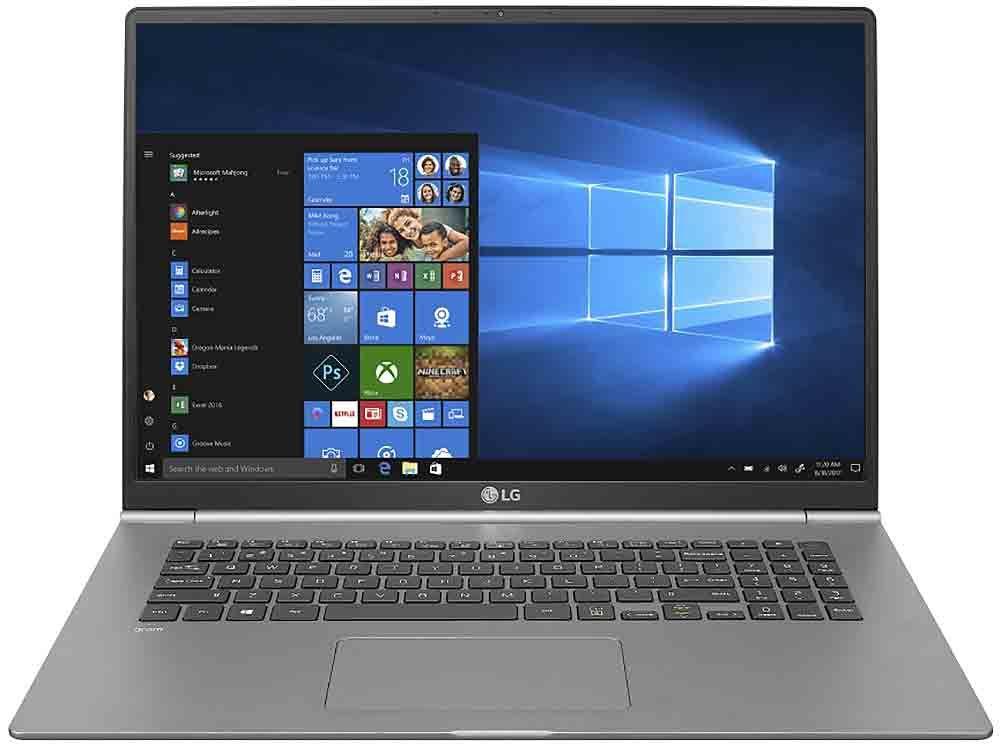 LG Gram Z990 Dark Silver Laptop Computer