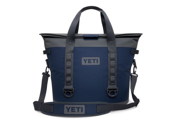 Large image of YETI Navy Hopper M30 Cooler - 18025180000