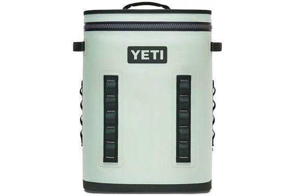 Large image of YETI Sagebrush Green Hopper BackFlip 24 Cooler - 18050125003