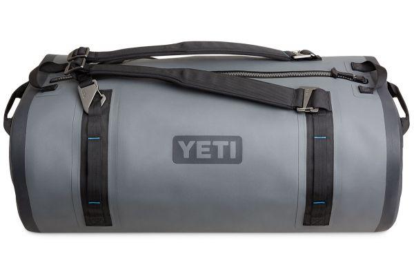 Large image of YETI Storm Gray Panga 75 Dry Duffel Bag - 18060120000