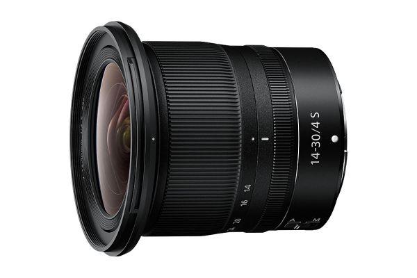 Large image of Nikon NIKKOR Z 14-30mm f/4 S Lens - 20070-N