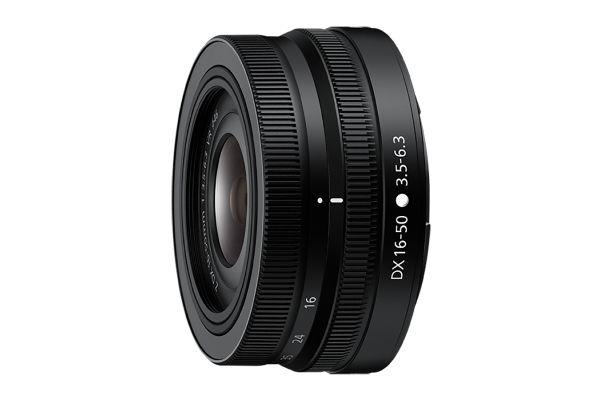 Large image of Nikon Nikkor Z DX 16-50mm f/3.5-6.3 VR Lens - 20084