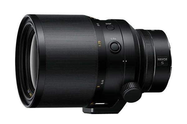 Large image of Nikon NIKKOR Z 58mm f/0.95 S Noct Camera Lens - 20086