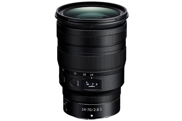 Nikon NIKKOR Z 24-70mm f/2.8 S Lens - 20089