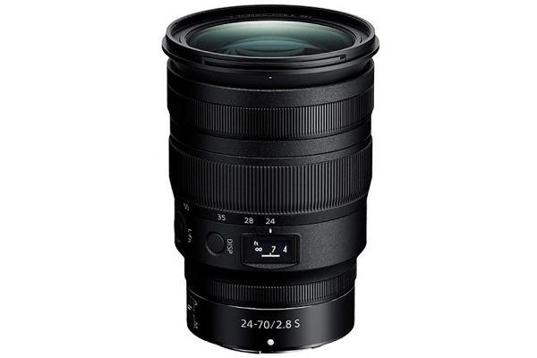 Large image of Nikon NIKKOR Z 24-70mm f/2.8 S Lens - 20089