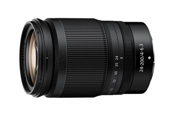 Large image of Nikon NIKKOR Z 24-200mm f/4-6.3 VR Lens - 20092