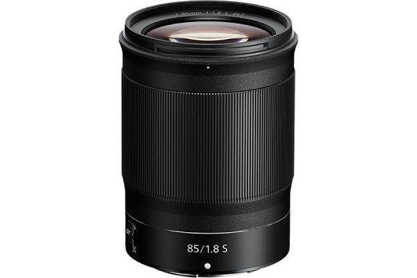 Large image of Nikon NIKKOR Z 85mm f/1.8 S Lens - 20090